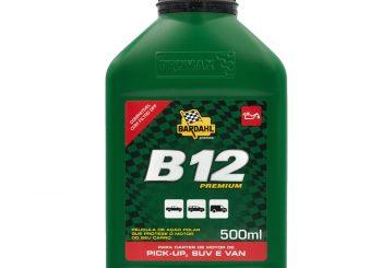 Promax Bardahl lança o B12 Premium