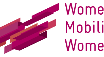 TUMI WOMEN mobilize women