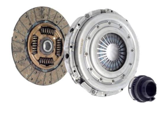 ZF Aftermarket amplia aplicação do kit de embreagem SACHS para modelos Mercedes-Benz