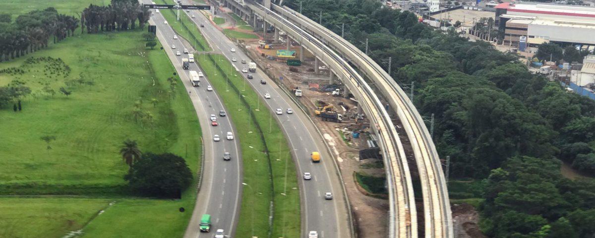 São Paulo registra queda de 20% na movimentação de veículos nos cinco principais sistemas rodoviários do Estado após início da fase emergencial