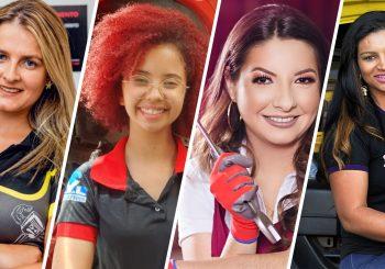 mulheres na reparação