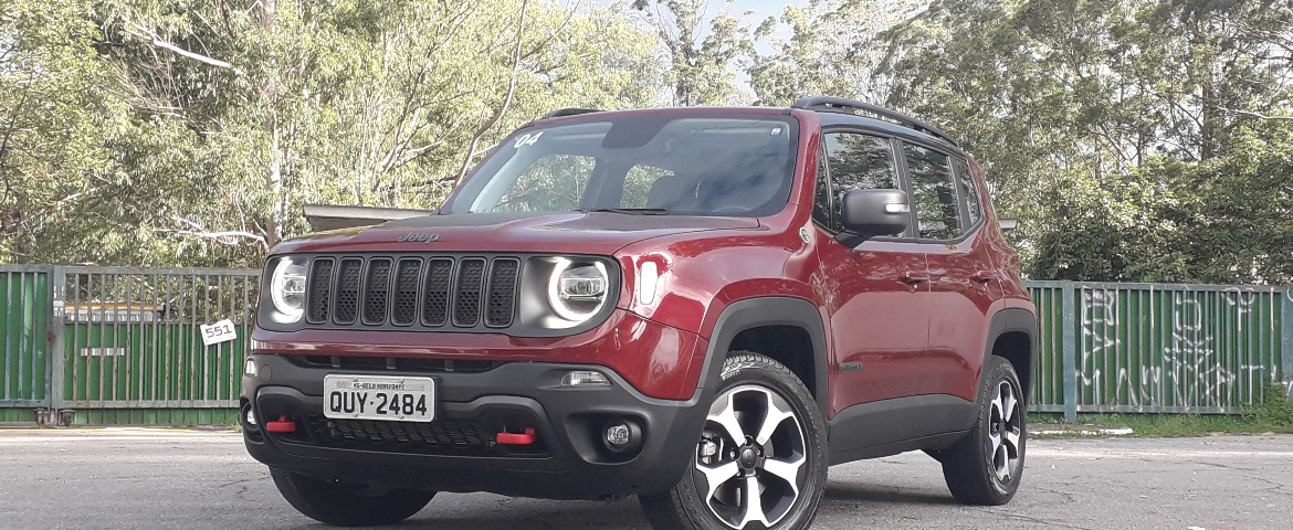 Perfil Técnico do Jeep Renegade Diesel Multijet II