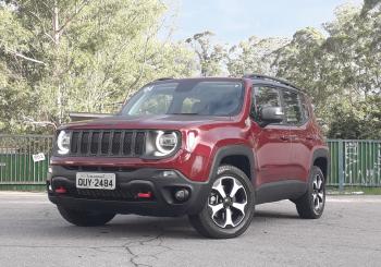 Perfil Técnico do Jeep Renegade Diesel Multijet II