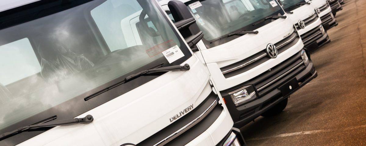 Caminhões VW Delivery chegam a 150 mil unidades produzidas