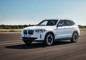 Suspensão inteligente CVSAe da DRiV equipará novo BMW iX3 elétrico