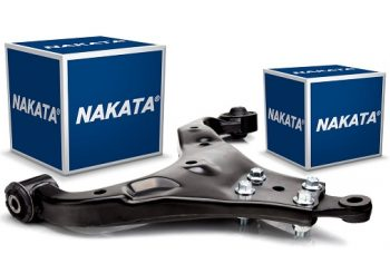 bandeja de suspensão nakata