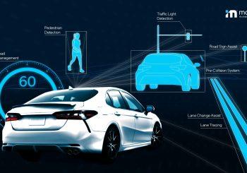 Tecnologia de segurança ZF e Mobileye foi escolhida pela Toyota