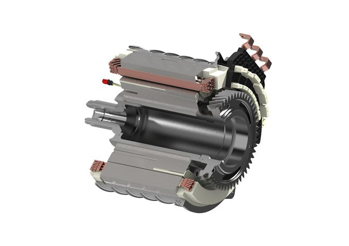 motor elétrico Schaeffler