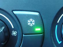Veículo equipado com ar-condicionado, há algum