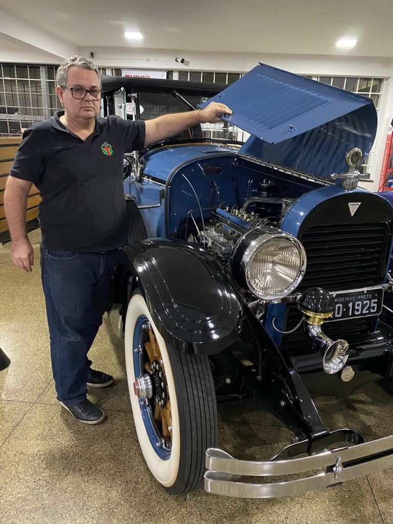 Hudson super SIX de 1925